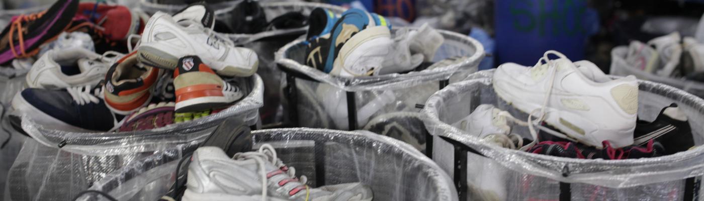 Biggest Used Shoes Graders \u0026 Exporters